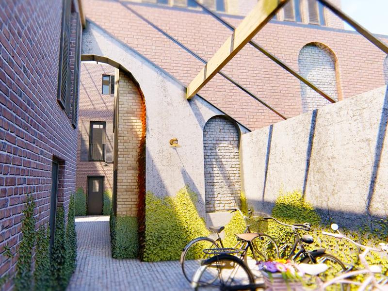 Binnenstedelijke plannen Groningen